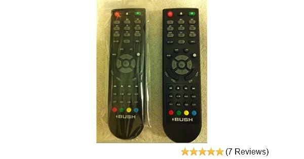 Genuine TV Remote Control for Bush  LCD40883F1080PS