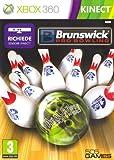BRUNSWICK PRO BOWLING XBOX 360 KINECT