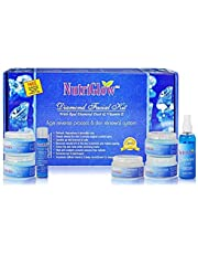 Nutriglow Diamond Facial Kit With Real Diamond Dust Vitami