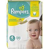 Pampers Premium Gr.4, 8-16 kg, 39 Windeln, 1er Pack (1 x 39 Stück), 1 Packung = 1 Impfdosis