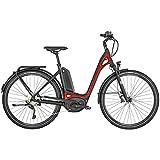 Bergamont E-Ville XT Pedelec Elektro Trekking Fahrrad schwarz/rot 2019: Größe: 48cm (164-170cm)