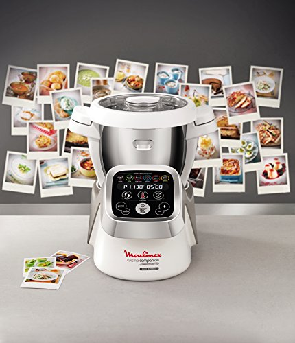 moulinex cuisine companion hf802aa1 robot de cocina. Black Bedroom Furniture Sets. Home Design Ideas
