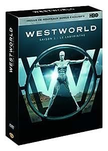 WestWorld - Saison 1 - DVD - HBO
