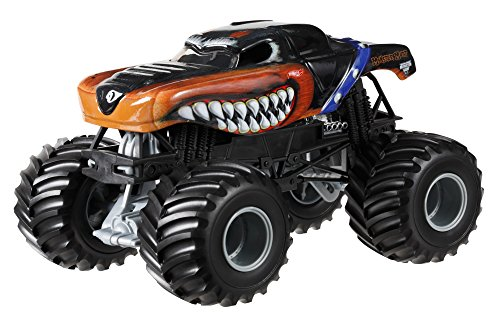 Hot Wheels Monster Jam Monster Mutt Die-Cast Vehicle, 1:24 Scale by Hot Wheels