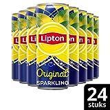 Lipton Ice Tea Sparkling Original 24 x 250 ml Voordeelverpakking