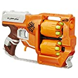 #6: Nerf Zombie Strike Flipfury Blaster Toy for Kids