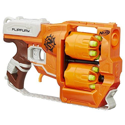 Hasbro Nerf Zombie Strike flipfury Blaster