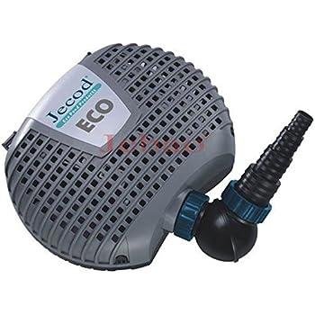 Jebao Jecod Super Low Wattage XOE-5000 Garden Pond Pump