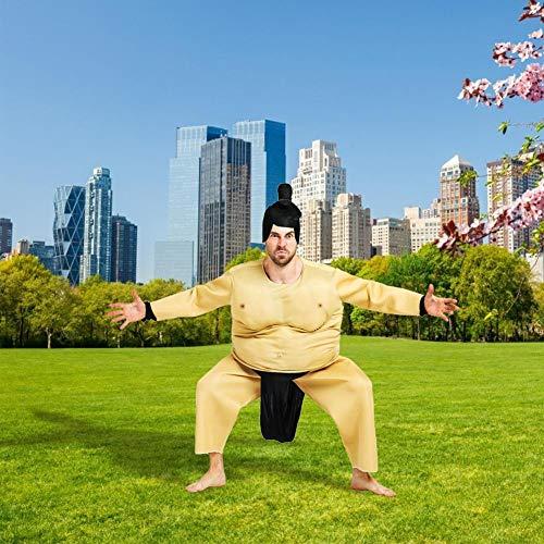 Sumo Wrestling Kostüm Für Erwachsene - Corwar Aufblasbares Sumo Wrestler Anzug Für