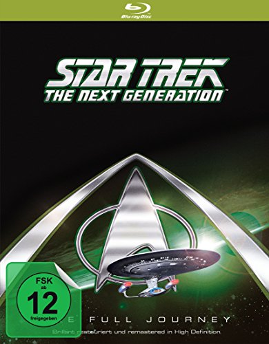 Star Trek - Next Generation/Complete Box [Blu-ray]