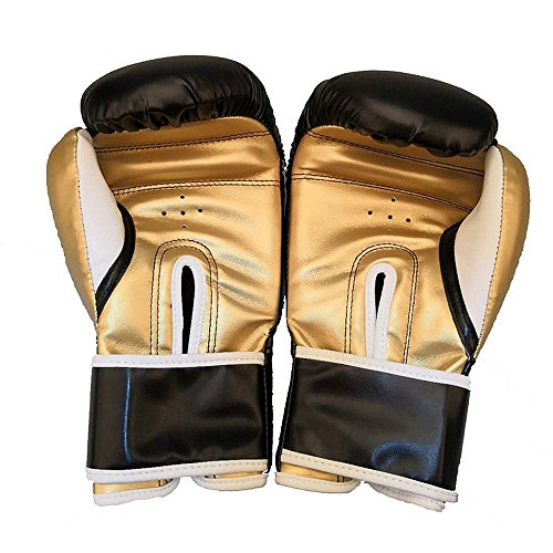 Muay-Thai-Trainingshandschuhe Boxhandschuhe 10 Unzen 12 Unzen 14 Unzen 16 Unzen Boxhandschuhe für das Training Stanzen Sparring Boxsack Boxsack Handschuhe Punch Bag Mitts Muay Thai Kickboxing MMA Mart (16 Unzen Tasche Handschuhe)
