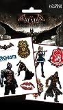GB Eye Ltd, Batman Arkham Knight, Characters, Set von tattuagio vorübergehende
