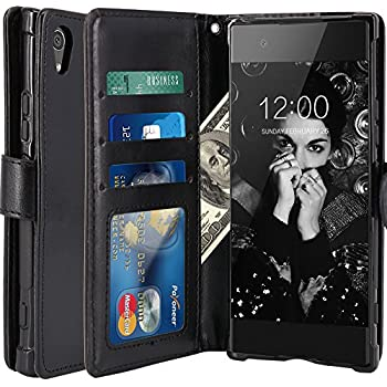 Xperia xa1 case terrapin sony xperia xa1 leather case for Housse xa1 ultra