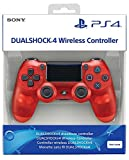 PlayStation 4 - DualShock 4 Wireless Controller, Red Crystal Bild