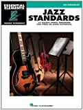 Jazz Standards, Mid Intermediate (Essential Elements: Guitar Ensembles) by Chip Henderson (Arranger) (1-Jan-2011) Paperback