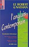 Anglais contemporain - l' by GILBERT FONTANE (August 31,1999)