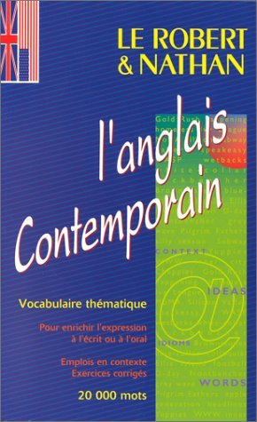 Anglais contemporain - l' by GILBERT FONTANE (August 31,1999)
