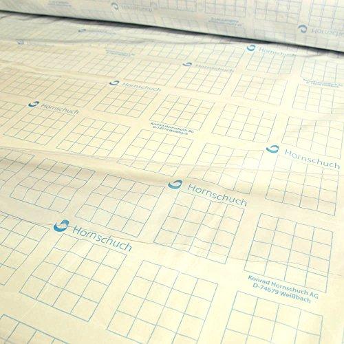 Stoffe Werning Glasklarfolie PVC Folie 0,2 mm dick transparent - Preis Gilt für 0,5 Meter -