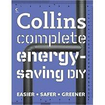 Collins Complete Energy-saving DIY by Albert Jackson (2008-05-06)