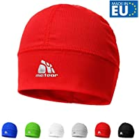 meteor Beanie Hat Skull Cap Windproof Cycling Running Skiing Snowboard Motorcycle Sports Under Helmet Antibacterial Quick Dry Stretchable Warm Thermal Outdoors Men Women Boys Girls One Size