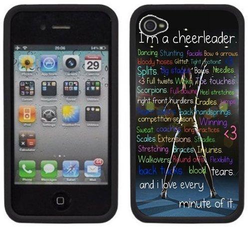 cheerleader-cheerleading-handmade-iphone-4-4s-black-hard-plastic-case