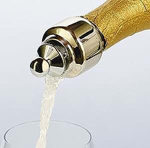 automatiquement Fermeture Champagne Bec verseur et bouchon