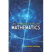 An Introduction to Mathematics (Dover Books on Mathematics)