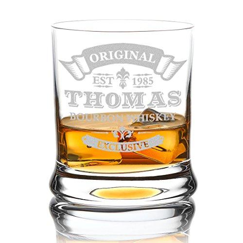 Die 5 besten Whiskygläser mit Gravur im Vergleich [Top-Liste]