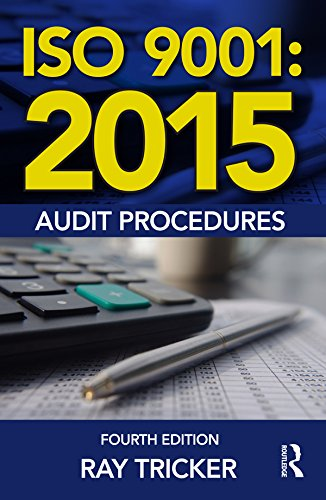 ISO 9001:2015 Audit Procedures (English Edition) eBook: Ray ...