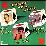 Amii Stewart / Viola Wills / Precious Wilson - Three Of A Kind - Hansa International - 203 454