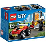 LEGO City Fire 60105: Fire ATV  Mixed
