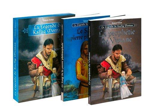 COFFRET KAELIG MORVAN (2 tomes)