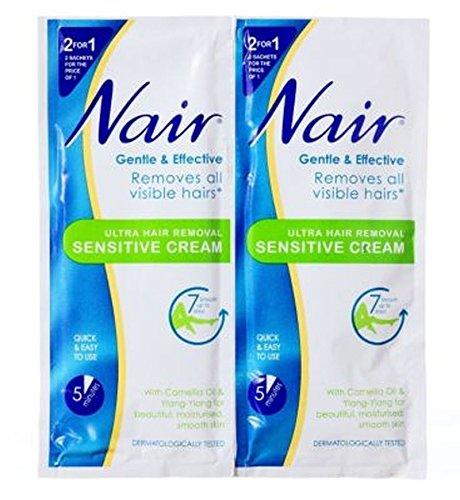 nair-enthaarungscreme-sensitive-sachet-30ml-packung-mit-2