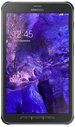 Samsung Galaxy Tab Active 8.0, 16GB, 3G, 4G, Schwarz, Tablet (Mini-Tablet, IEEE 802.11N, Android, Schwarz)