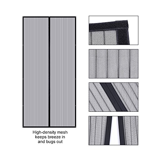 20 99 magnetischer trvorhangtopelek magnet fliegengitter. Black Bedroom Furniture Sets. Home Design Ideas