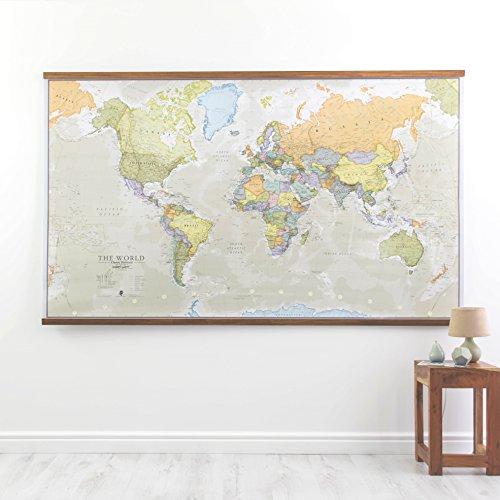 mapa-del-mundo-plastificado-diseo-clsico