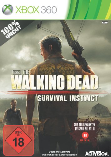 The Walking Dead: Survival Instinct (uncut) - Xbox Horror 360