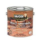 2,5L Saicos Holz Spezial Öl Teak Holzöl Terrassenöl Hartholzöl