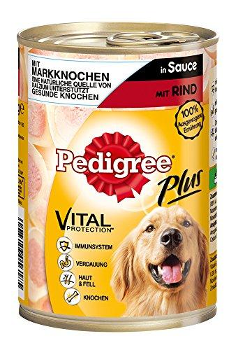 pedigree-adult-plus-hundefutter-markknochen-rind-in-sauce-12-dosen-12-x-400-g