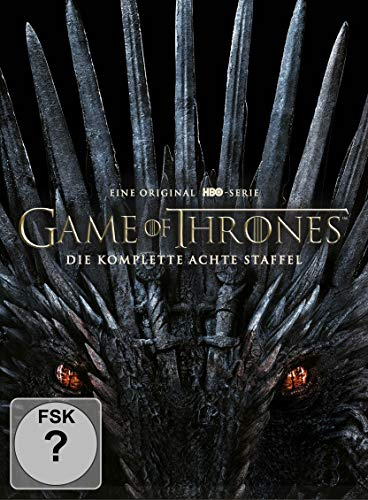 Game of Thrones - Staffel 8 [4 DVDs] (Dvd)