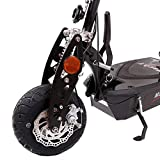 Mach1® Elektro E-Scooter mit EU Strassenzulassung 20Km/h Mofa Modell-2 Eec 36V/500W (Es Besteht Keine Helmpflicht für Diesen Scooter) (1 x 36V-16Ah Panasonic Akku) für Mach1® Elektro E-Scooter mit EU Strassenzulassung 20Km/h Mofa Modell-2 Eec 36V/500W (Es Besteht Keine Helmpflicht für Diesen Scooter) (1 x 36V-16Ah Panasonic Akku)