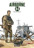 Airborne 44. 3, Omaha Beach / Philippe Jarbinet | Jarbinet, Philippe. Illustrateur