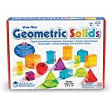 Learning Resources View-Thru® Colourful Geometric Shapes