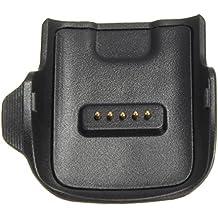 Smart watch Cargador - SODIAL(R)Smart watch Cargador para Samsung Galaxy Gear Fit SM-R350 Negro