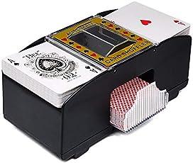 Go Hooked 2 Decks Automatic Card Shuffler/Card Poker