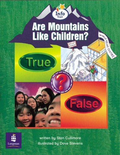 Info Trail Year 2/P3 Preview Pack Info Trail Year 2 (LITERACY LAND)