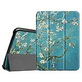 Fintie Housse pour Tablette Samsung Galaxy Tab 4 10.1 SM-T530 SM-T535 (10.1 Pouces) -...