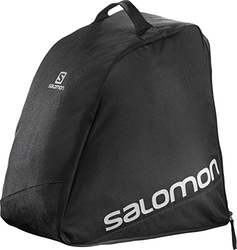 Salomon, Skischuh-Tasche (32 L), 39 x 23 x 38 cm, ORIGINAL BOOT BAG, Schwarz (Black/Light Onix), L38296100