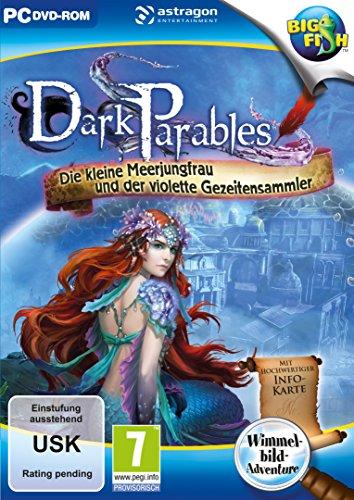 Dark Parables:  Die kleine Meerjungfrau und der violette Gezeitensammler Big Fish Pc-spiele