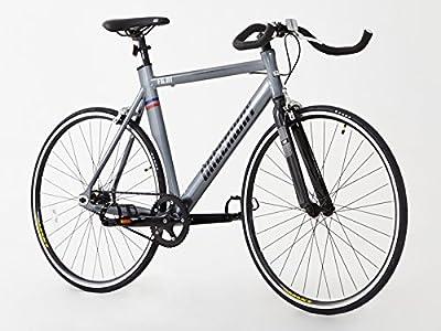 FIXED GEAR Fixie bicicleta, bicicletas, con piñones 2016model. marco de aleación